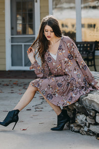 I Mauve You | Tunic Dress