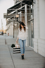 Lace Peasant Blouse | Ivory