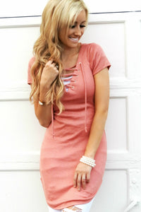 Lace Up Summer Tunic | 4 Colors