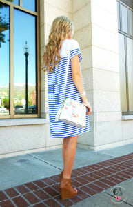 Nautical Swing Dress SALE | 3 Colors