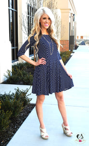 The Aimee Swing Dress | 2 Colors!