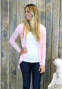 Open Flowy Cardigan | 2 Colors
