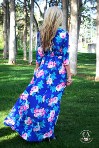 The Floral Dress
