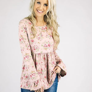 Rachel Ruffle Top | 3 Colors