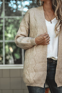 Quinn Luxury Knit Cardigan | 3 Colors