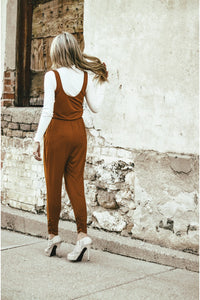 Peyton Button Jumpsuit | 4 Colors