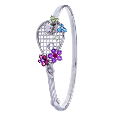 09 Tennis Racket Bracelet - Gemtique - #167