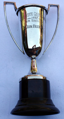 Budge Jr.Trophy