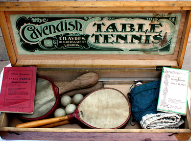 Cavendish Tabletennis Set