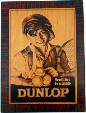 German Dunlop Sign