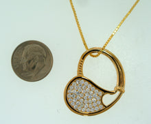 06A Tennis Racket Pendant - #188B