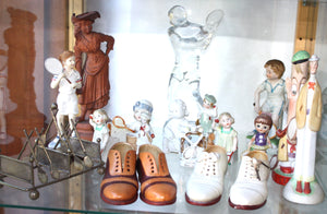 Porcellaine Figures