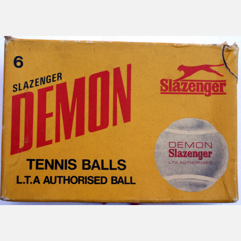 Slazenger Demon Ball Box