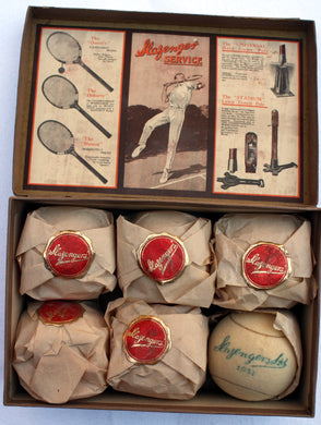 Slazenger Service Ball Box