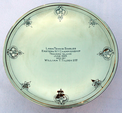 Tilden Trophy 1925 Travers Island