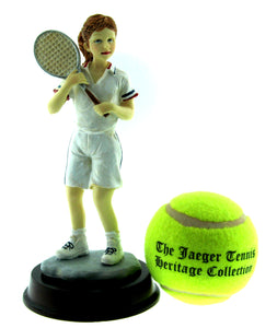 01 Tennis Player Figurine - #207