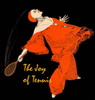 01 Note Cards (6) - Joy of Tennis - #370