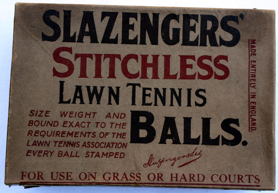 Stichless Ball Box