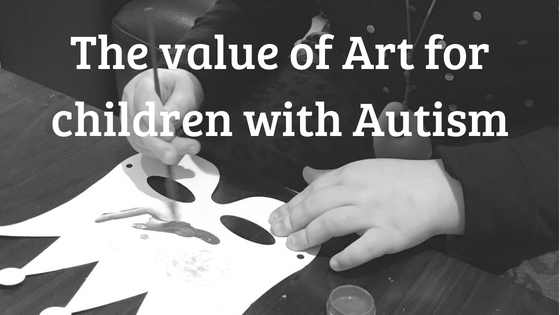 The value of Art for children with Autism