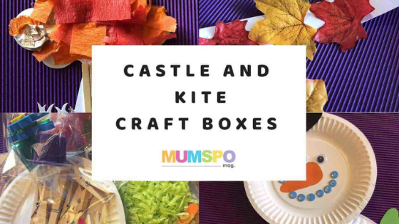 Castle & Kite Craft Kits