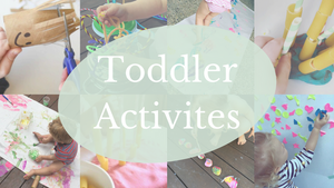 Toddler activities to develop fine motor skills