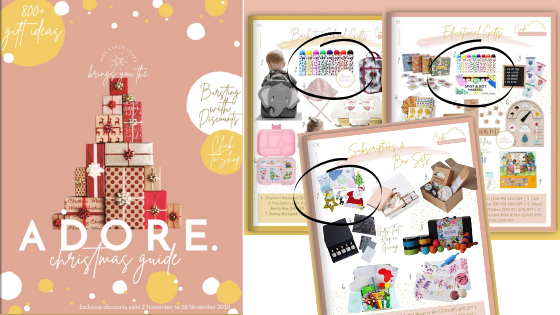 Adore Gift Guide