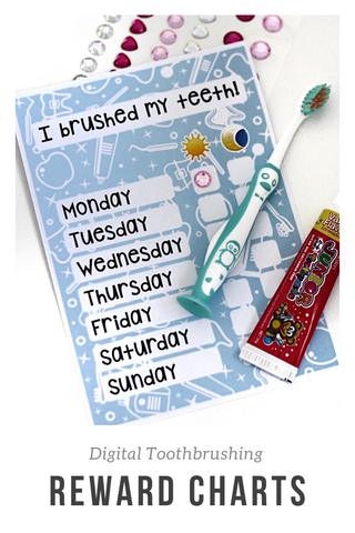 Toothbrush Reward Chart