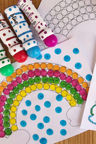 Dot Marker Craft