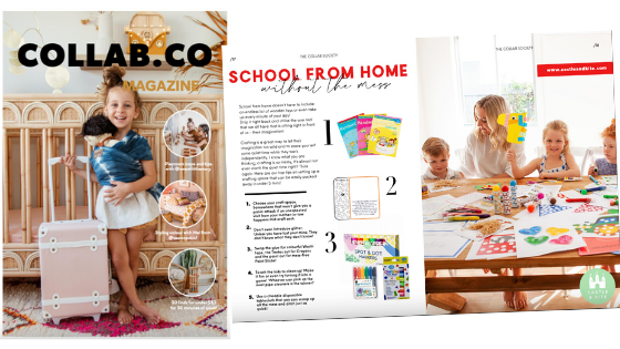 Collab and Co Magazine