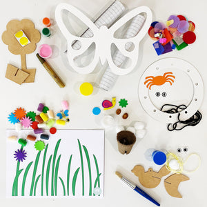Garden Craft Box