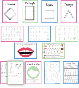 Early Learning Digital Pack
