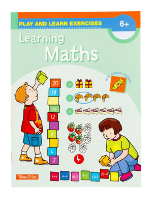 Learning Maths 6yr olds