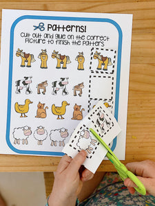 Farm Printables Pack