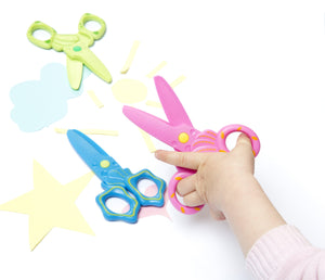 Set of 3 Safety Scissors