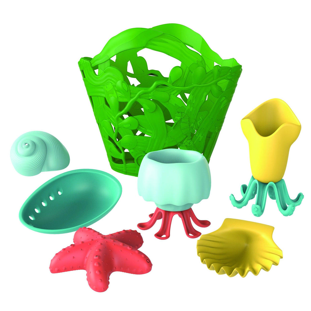 Green Toys - Tide Pool Bath Set