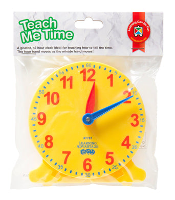 Teach Me Time Student Clock