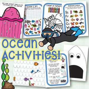 Ocean Craft Box