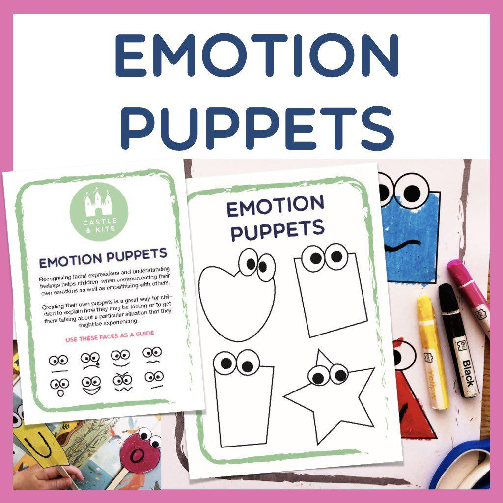 Emotion Puppets