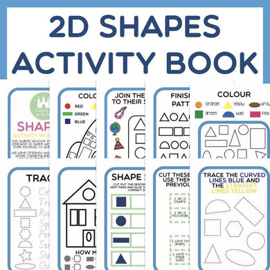 2D Shapes Pack