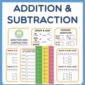 Addition & Subtraction Pack