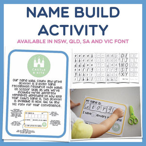 Name Build Activity