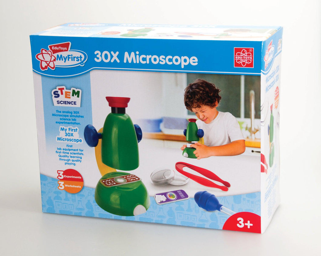 Edu-Toys - My First 30x Microscope
