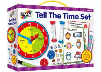 Galt – Tell the Time