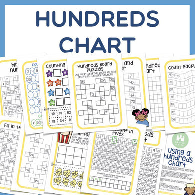 Using a Hundreds Chart