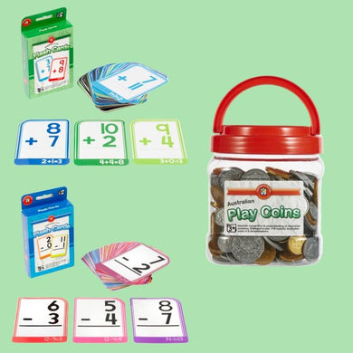 Math Resource Bundle
