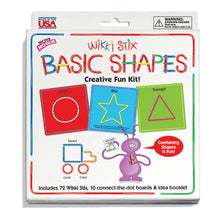 Load image into Gallery viewer, Basic Shapes Wikki Stix