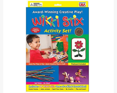 Activity Set Wikki Stix