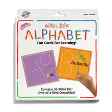 Load image into Gallery viewer, Alphabet Wikki Stix
