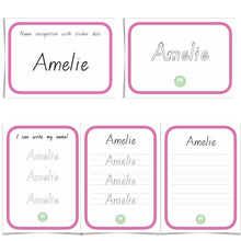 Load image into Gallery viewer, Personalised Name Writing Pack (Digital)