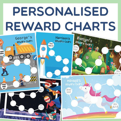 Personalised Reward Chart